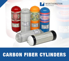 Carbon Fiber Worthington Cylinders