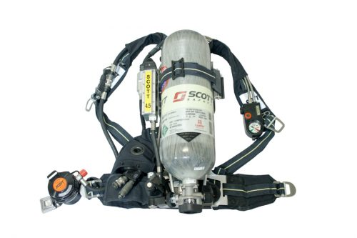 SCOTT AP50 CBRN & EBSS 2002 SPEC - REFURBISHED SCBA