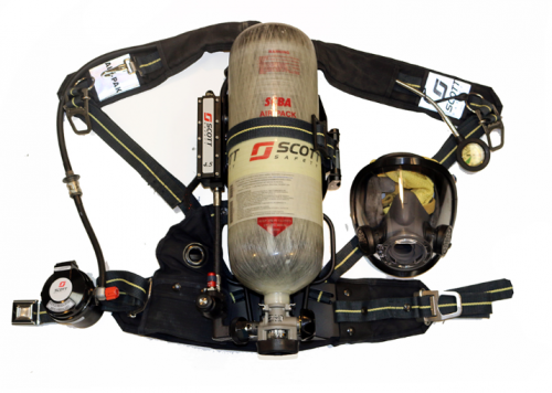 SCOTT AP75i INDUSTRIAL - REFURBISHED SCBA