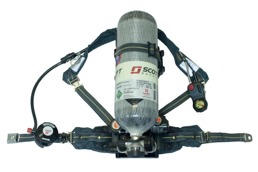 SCOTT NxG7 2007 SPEC - REFURBISHED SCBA